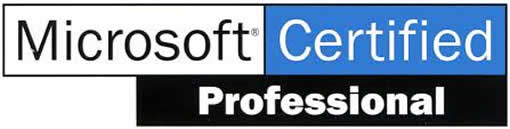 WeiskopfConsultingMicrosoftCertifiedProfessional