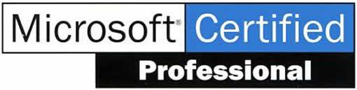 WeiskopfConsultingMicrosoftCertifiedProfessional