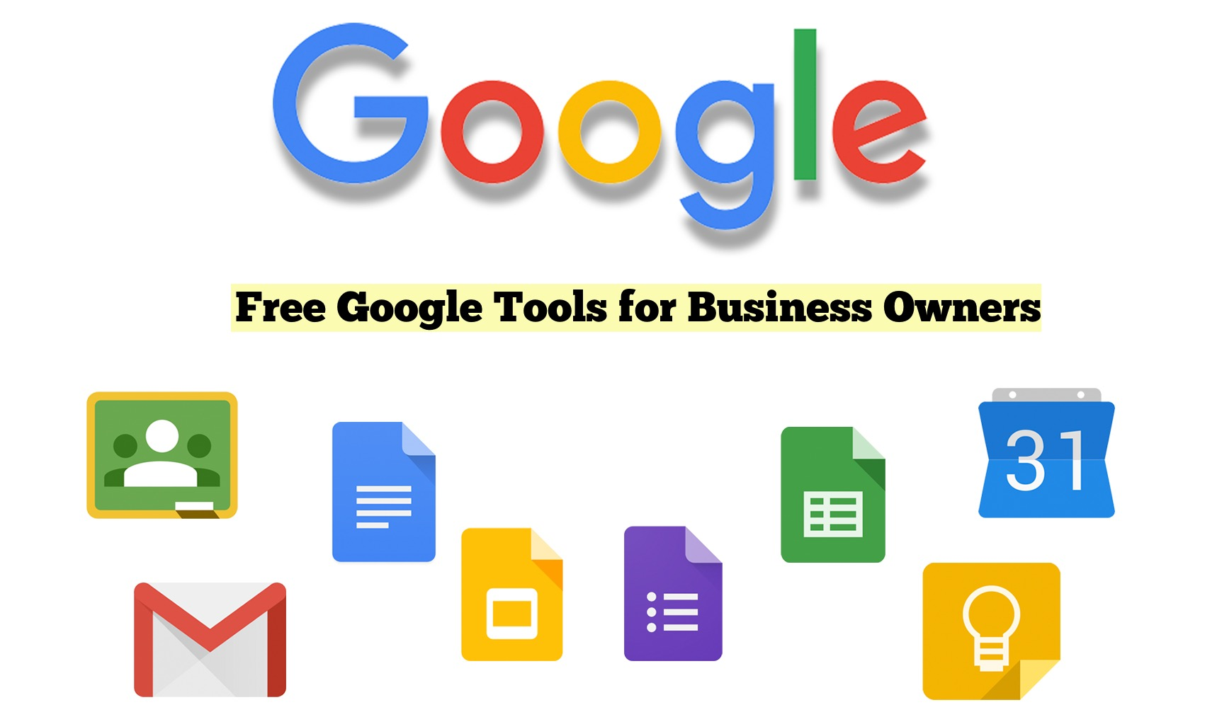 free-google-tools-for-business
